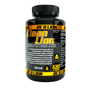 Clean Lion 120 Cápsulas