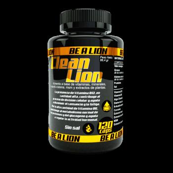 Clean Lion 120 Cápsulas