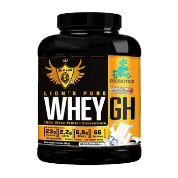 Lion's Pure Whey GH -...