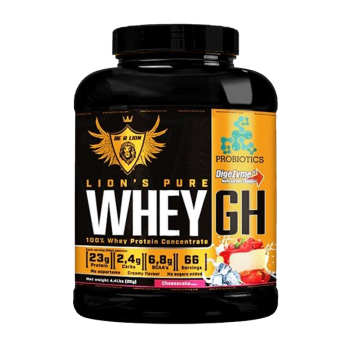 Lion's Pure Whey GH - Tarta...