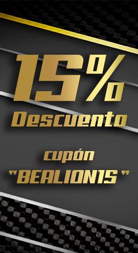 Comprar suplementos deportivos BEALION by Jorge Lion